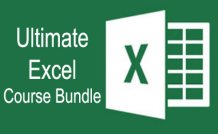 Ultimate Excel Training Bundle
