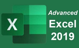 Advanced Excel 2019